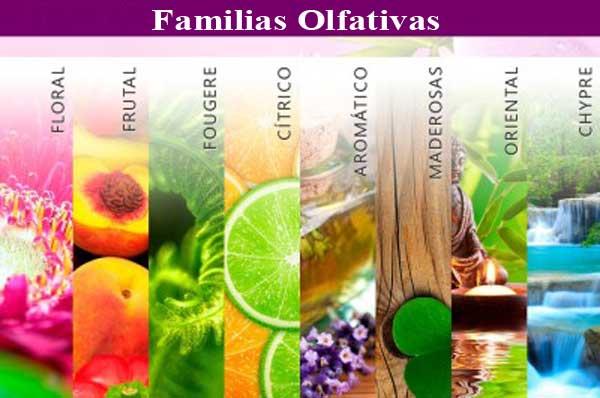 familias olfativas